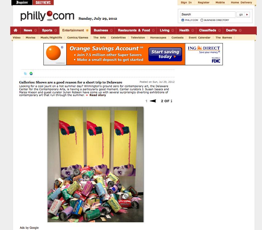 Philadelphia Inquirer Tasty